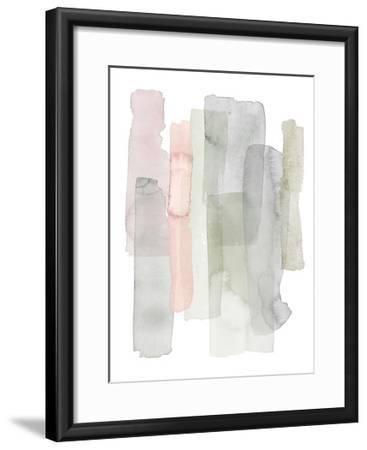 Sorbet Falls II--Framed Art Print