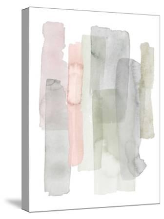 Sorbet Falls II--Stretched Canvas Print