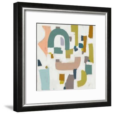 Convo I--Framed Premium Giclee Print