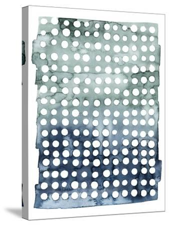 Morse Dots I--Stretched Canvas Print