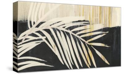 Golden Raffia I--Stretched Canvas Print