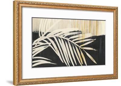 Golden Raffia I--Framed Art Print