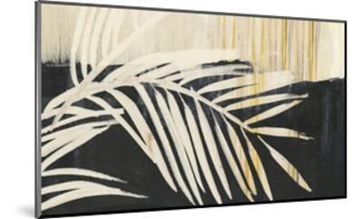 Golden Raffia I--Mounted Art Print