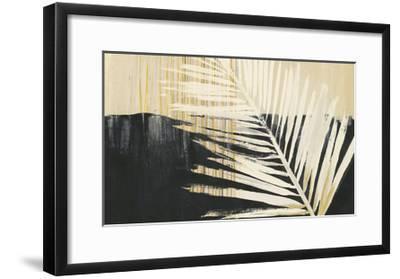 Golden Raffia II--Framed Art Print