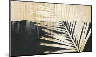 Golden Raffia II--Mounted Art Print