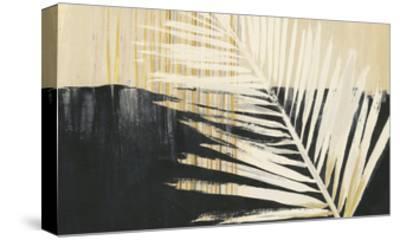 Golden Raffia II--Stretched Canvas Print