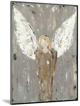 Angel Guardian--Mounted Premium Giclee Print