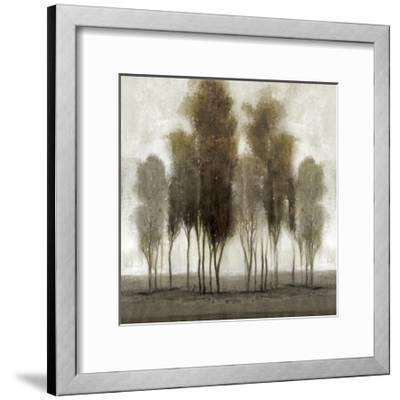 Neutral Scape--Framed Art Print