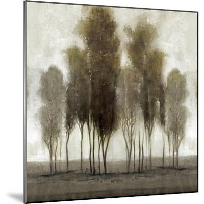 Neutral Scape--Mounted Art Print