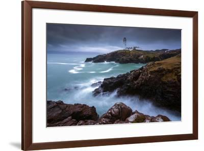 Fanad Head Lighthouse, County Donegal,  Ireland-ClickAlps-Framed Photographic Print