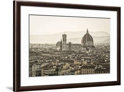 Europe, Italy, Tuscany. the Cathedral of Florence-Catherina Unger-Framed Photographic Print