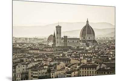 Europe, Italy, Tuscany. the Cathedral of Florence-Catherina Unger-Mounted Photographic Print