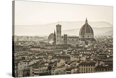 Europe, Italy, Tuscany. the Cathedral of Florence-Catherina Unger-Stretched Canvas Print
