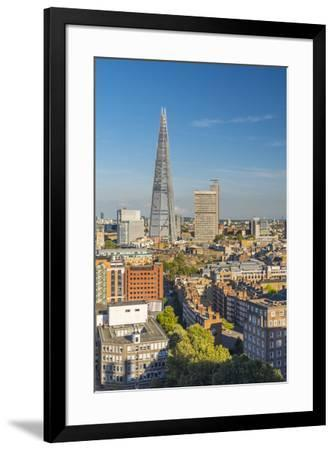 UK, England, London, The Shard-Alan Copson-Framed Photographic Print