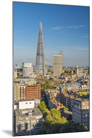 UK, England, London, The Shard-Alan Copson-Mounted Photographic Print
