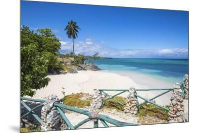 Cuba, Holguin Province, Playa Guardalvaca-Jane Sweeney-Mounted Photographic Print