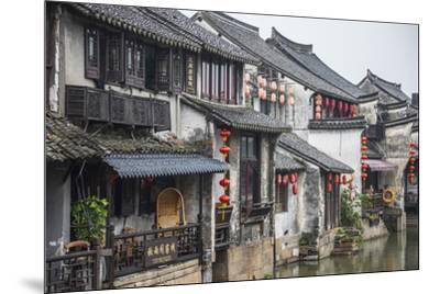 Xitang, Zhejiang Province, Nr Shanghai, China-Jon Arnold-Mounted Photographic Print