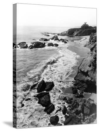 1918 Arch Beach Laguna, California--Stretched Canvas Print