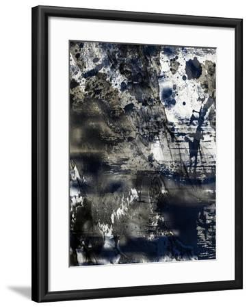 Ageless Ultramarine 2-Marcus Prime-Framed Art Print
