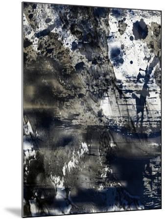 Ageless Ultramarine 2-Marcus Prime-Mounted Art Print