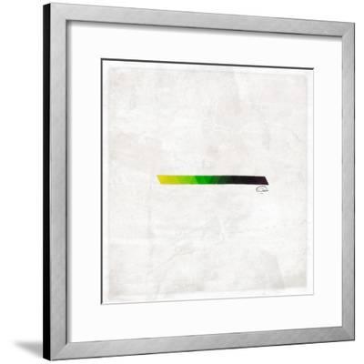 Triangle Strip-OnRei-Framed Art Print