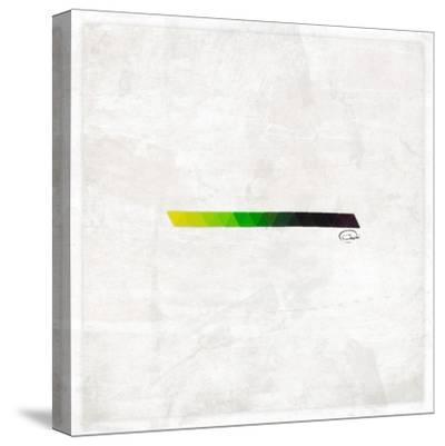 Triangle Strip-OnRei-Stretched Canvas Print