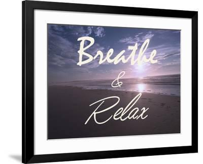 Breathe And Relax-Marcus Prime-Framed Photographic Print