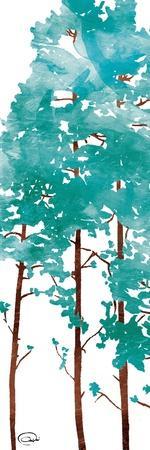 Watered Tree-OnRei-Framed Art Print