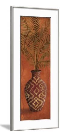 Golden Pot-OnRei-Framed Art Print