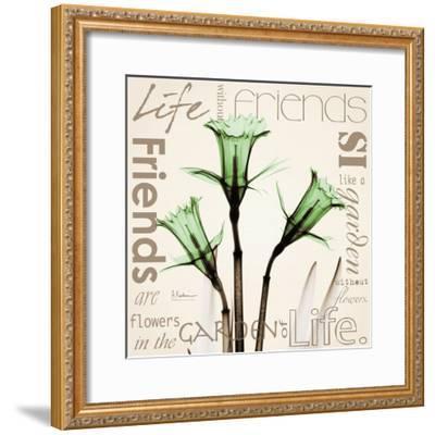 Daffodil Life-Albert Koetsier-Framed Photographic Print