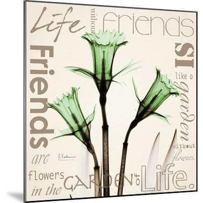 Daffodil Life-Albert Koetsier-Mounted Photographic Print