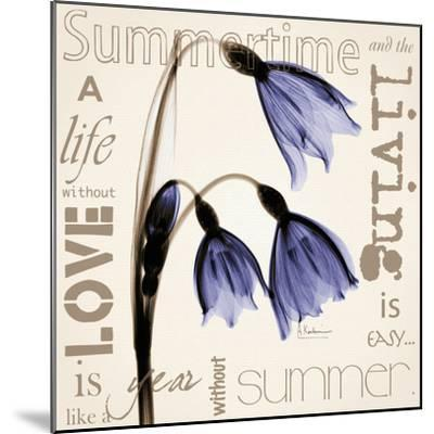 Snowdrop Summer-Albert Koetsier-Mounted Photographic Print