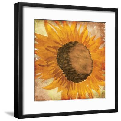 Flower Of The Fall Mate-OnRei-Framed Art Print