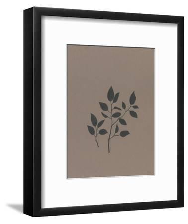 Contemporary Collage no.10-Natasha Marie-Framed Art Print