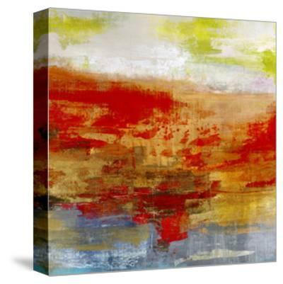Measure of Vibration-Maeve Harris-Stretched Canvas Print