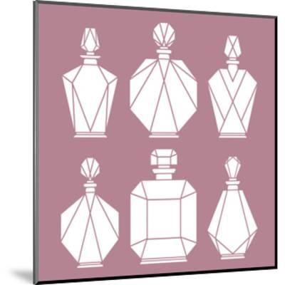 Collection De Parfum-Olivia Blinco-Mounted Art Print