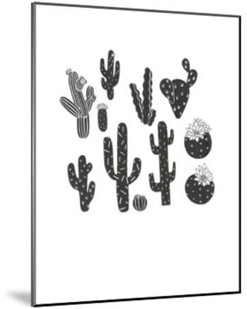 desert plants-Natasha Marie-Mounted Art Print