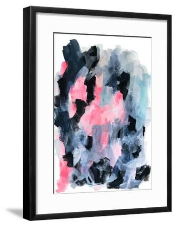 Cloak-Melanie Biehle-Framed Art Print