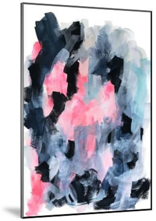 Cloak-Melanie Biehle-Mounted Art Print