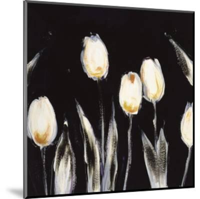 Succulent Tulips-Cheryl Roberts-Mounted Art Print