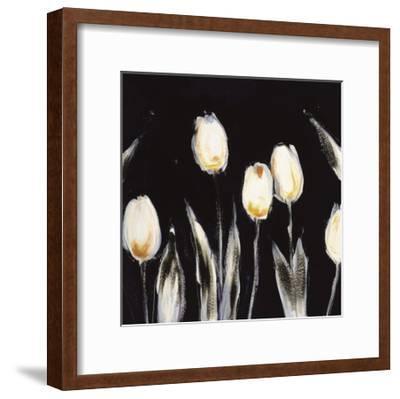 Succulent Tulips-Cheryl Roberts-Framed Art Print