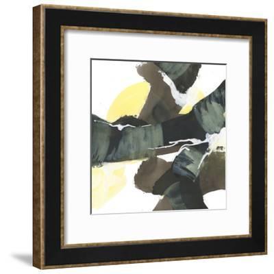 Banded 2-Chris Paschke-Framed Art Print