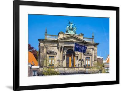 Teylers Museum, an art, natural history, and science museum established in 1778, Haarlem, North Hol-Jason Langley-Framed Photographic Print