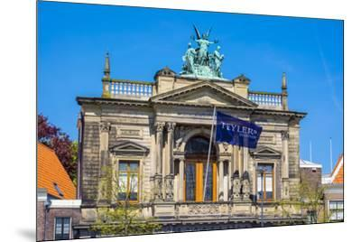 Teylers Museum, an art, natural history, and science museum established in 1778, Haarlem, North Hol-Jason Langley-Mounted Photographic Print