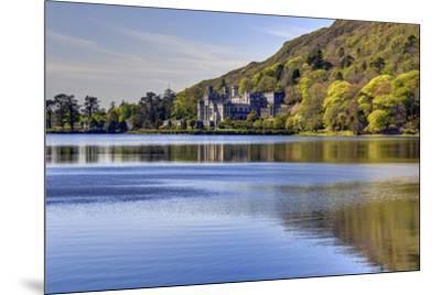 Kylemore Abbey, Connemara, County Galway, Connacht, Republic of Ireland, Europe-Carsten Krieger-Mounted Photographic Print