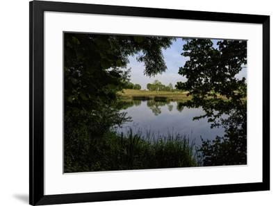 Cloonatrig, Upper Lough Erne, County Fermanagh, Ulster, Northern Ireland, United Kingdom, Europe-Carsten Krieger-Framed Photographic Print