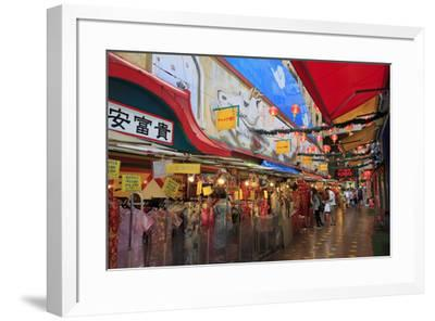 Chinatown, Yokohama, Honshu Island, Japan, Asia-Richard Cummins-Framed Photographic Print