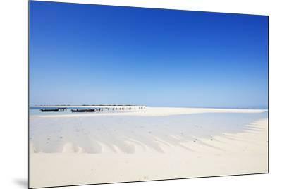 Anakao, Nosy Ve island, southern area, Madagascar, Africa-Christian Kober-Mounted Photographic Print