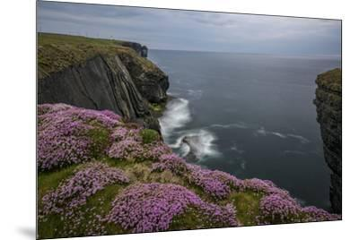 Loop Head, County Clare, Munster, Republic of Ireland, Europe-Carsten Krieger-Mounted Photographic Print