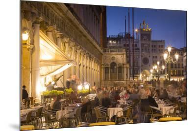 Piazza San Marco, Venice, UNESCO World Heritage Site, Veneto, Italy, Europe-Frank Fell-Mounted Photographic Print